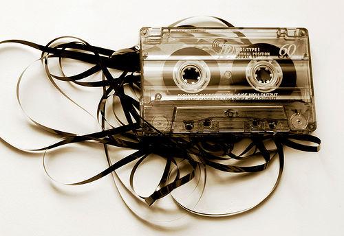 Cassettebandjes omzetten naar MP3 voor ze stuk zijn