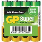 GP-ALK-BOX-02 Alkaline batterij aaa 1.5 v super 192-display