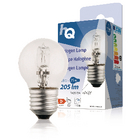HQHE27BALL001 Halogeenlamp e27 mini globe 18 w 205 lm 2800 k