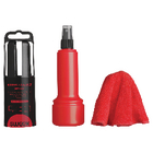 CS202 Tv & smartmedia schermreiniger set 150 ml rood