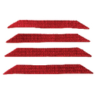 TWINNER-STRIP2 Vloerstrip set rood
