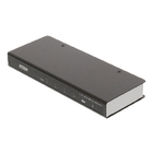 VS184A-AT-G 4-poorts hdmi-splitter zwart