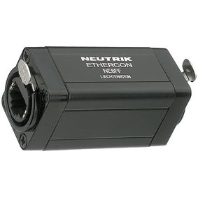 NTR-NE8FF Feed-through coupler RJ 45 8