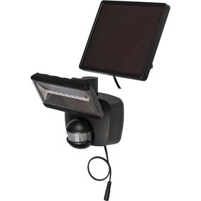 1170950010 Led floodlight met sensor 400 lm zwart
