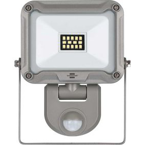 1171250132 LED Floodlight met Sensor 10 W 900 lm Grijs