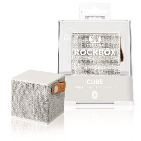 1RB1000CL Bluetooth-Speaker Rockbox Cube Fabriq Edition 3 W Cloud