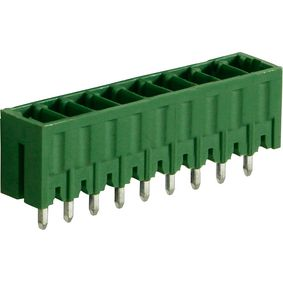 RND 205-00107 Male header tht soldeer pin [pcb, through-hole] 9p