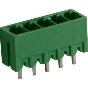 RND 205-00136 Male header tht soldeer pin [pcb, through-hole] 5p