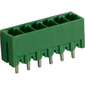 RND 205-00137 Male header tht soldeer pin [pcb, through-hole] 6p