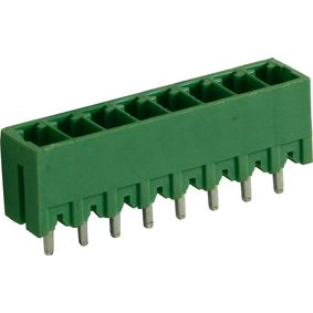 RND 205-00139 Male header tht soldeer pin [pcb, through-hole] 8p