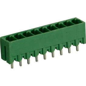 RND 205-00140 Male header tht soldeer pin [pcb, through-hole] 9p