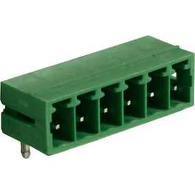 RND 205-00148 Male header tht soldeer pin [pcb, through-hole] 6p