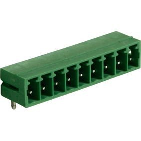 RND 205-00151 Male header tht soldeer pin [pcb, through-hole] 9p