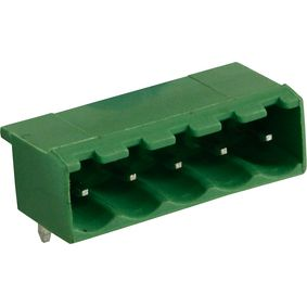 RND 205-00169 Male header tht soldeer pin [pcb, through-hole] 5p