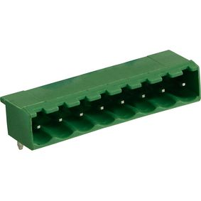 RND 205-00172 Male header tht soldeer pin [pcb, through-hole] 8p