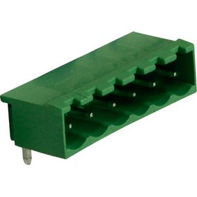 RND 205-00203 Male header tht soldeer pin [pcb, through-hole] 6p