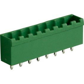 RND 205-00227 Male header tht soldeer pin [pcb, through-hole] 8p