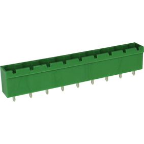 RND 205-00261 Male header tht soldeer pin [pcb, through-hole] 9p