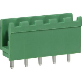 RND 205-00389 Male header tht soldeer pin [pcb, through-hole] 5p