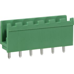 RND 205-00390 Male header tht soldeer pin [pcb, through-hole] 6p