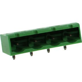RND 205-00399 Male header tht soldeer pin [pcb, through-hole] 4p
