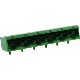 RND 205-00401 Male header tht soldeer pin [pcb, through-hole] 6p