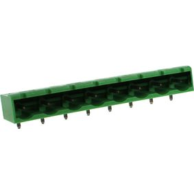 RND 205-00403 Male header tht soldeer pin [pcb, through-hole] 8p