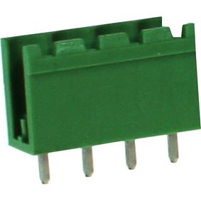 RND 205-00410 Male header tht soldeer pin [pcb, through-hole] 4p