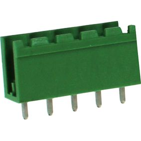 RND 205-00411 Male header tht soldeer pin [pcb, through-hole] 5p