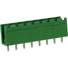 RND 205-00414 Male header tht soldeer pin [pcb, through-hole] 8p