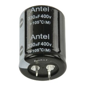 330/400S3040 Snap-in electrolytic capacitor 330 uf 400 vdc