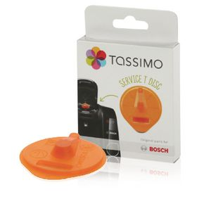576837 T-disc tassimo-machine oranje