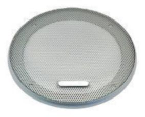 VS-4670 Protective grille 10 r/134 silver