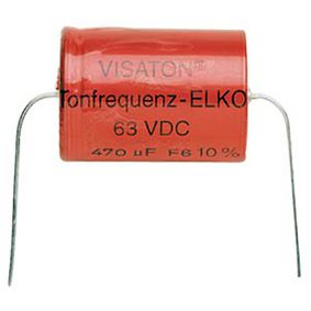 VS-22/63BA Bipolaire Capacitor
