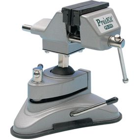PD-376 Precision vice with suction feet 68 mm
