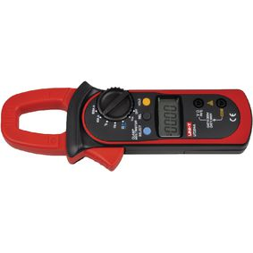 UT204A Current clamp meter, 600 aac, 600 adc, avg