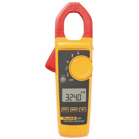 324 Current clamp meter, 400 aac, trms ac