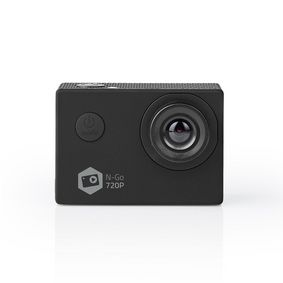 ACAM11BK Action cam | hd 720p | waterproof case