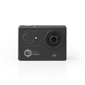 ACAM61BK Action cam | real 4k ultra hd | wi-fi | waterproof case