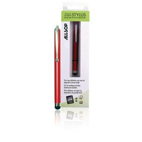 ACCALL00011B Stylus Rubberen Tip Rood