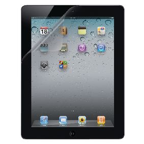 ACCBEL00480B Ultra-Clear Screenprotector Apple iPad 2 / Apple iPad 3 / Apple iPad 4