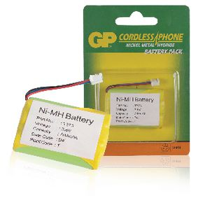 ACCU-T373 Oplaadbare nimh batterij pack 3.6 v 700 mah 1-blister