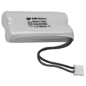 ACCU-T377 Oplaadbare nimh batterij pack 2.4 v 600 mah 1-blister