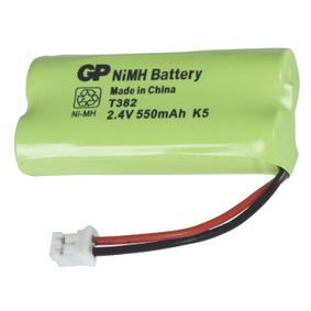 ACCU-T382 Batterijpack dect telefoons nimh 2.4 v 550 mah