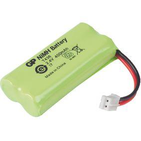 ACCU-T436 Batterijpack dect telefoons nimh 2.4 v 400 mah
