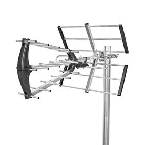 ANORU05L8ME Outdoor tv antenna | max. 13 db gain | uhf: 470 - 698 mhz
