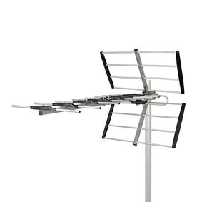 ANORU33L8ME Outdoor tv antenna | max. 12 db gain | uhf: 470 - 790 mhz