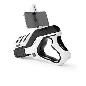 ARGG100BW Augmented reality-pistool | multiplayer | zwart/wit