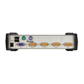 AT-CS84U 4-poorts PS/2 - USB KVM schakelaar