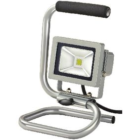 BN-1171250125 Mobiele LED Floodlight 10 W 700 lm Grijs